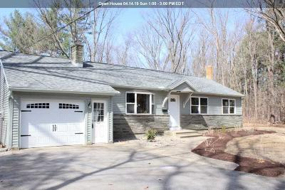 Schenectady County Single Family Home Back On Market: 6 Herrick Dr