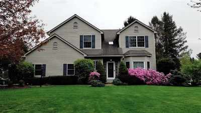 Colonie Single Family Home For Sale: 3 Fox Chase Dr
