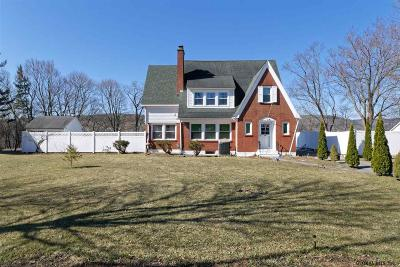 Albany County, Saratoga County, Schenectady County, Warren County, Washington County Single Family Home For Sale: 1695 Amsterdam Rd