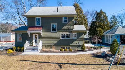 Niskayuna Single Family Home For Sale: 1328 Van Antwerp Rd