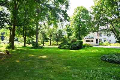 Chatham Single Family Home For Sale: 4307 State Route 203