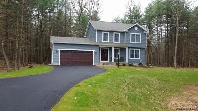 Saratoga County, Warren County Single Family Home For Sale: 54a Brampton La