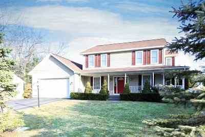 Niskayuna Single Family Home For Sale: 1911 Village Rd