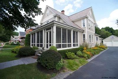 Saratoga Springs Single Family Home For Sale: 126 Nelson Av