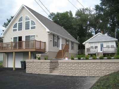 Albany County, Saratoga County, Schenectady County, Warren County, Washington County Single Family Home For Sale: 1292 Rt 9p