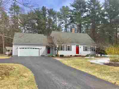 Albany County, Saratoga County, Schenectady County, Warren County, Washington County Single Family Home Active-Under Contract: 19 Coriander Dr