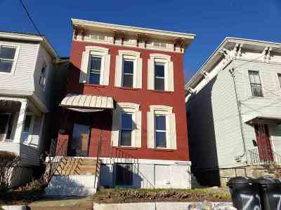 Amsterdam Multi Family Home For Sale: 72 Grove St