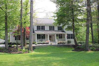 Fulton County, Hamilton County, Montgomery County, Saratoga County, Warren County Single Family Home For Sale: 10 Sydney Hill Rd