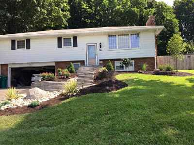 Single Family Home For Sale: 45 Dunsbach Ferry Rd