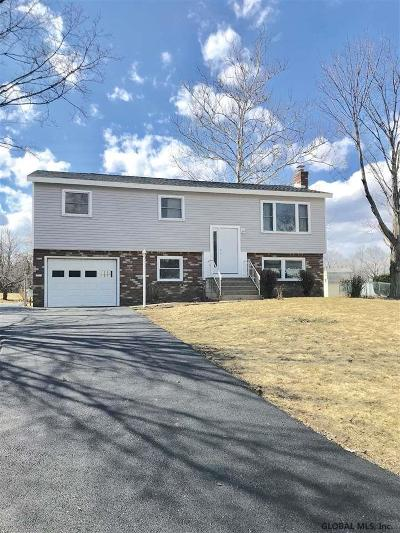 Voorheesville NY Single Family Home For Sale: $254,000