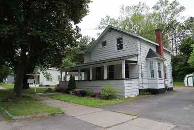Ballston Spa Single Family Home For Sale: 117 Saratoga Av