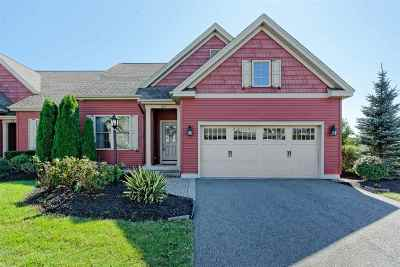 Halfmoon Single Family Home For Sale: 1a Whitney Dr