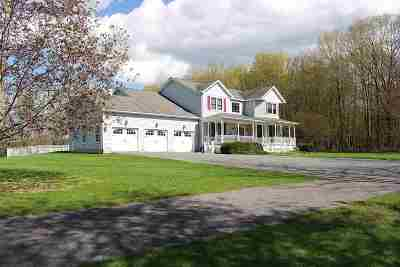 Schenectady County Single Family Home For Sale: 3765 West Glenville Rd