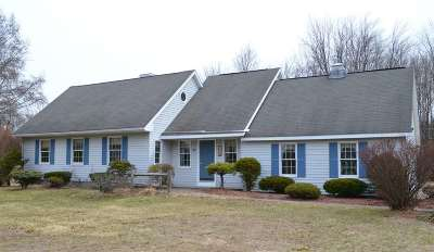 Single Family Home For Sale: 17 Plant Rd