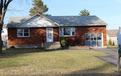 Schenectady Single Family Home For Sale: 1303 Coplon Av