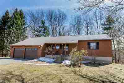 Saratoga Springs Single Family Home For Sale: 24 Conver Dr
