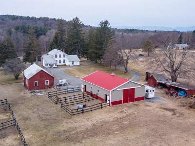 Columbia County Single Family Home For Sale: 2878 State Route 203