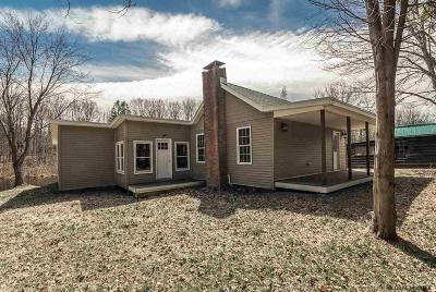 Albany County, Saratoga County, Schenectady County, Warren County, Washington County Single Family Home For Sale: 261 Old Post Rd