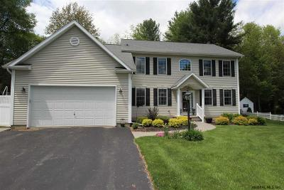 Voorheesville Single Family Home Active-Under Contract: 1 Douglas La