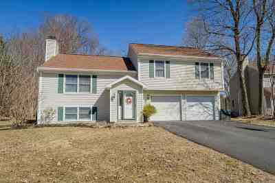 Wilton Single Family Home For Sale: 8 Dandelion Dr
