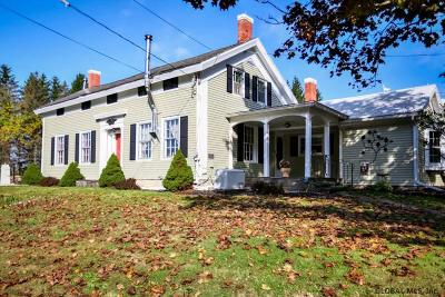 Duanesburg Single Family Home For Sale: 9276 Western Turnpike