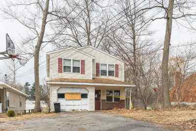 Schenectady Single Family Home Back On Market: 225 Marriott Av