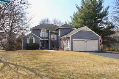 Single Family Home For Sale: 235 Walnut La