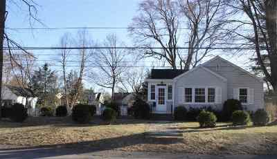 Single Family Home For Sale: 6 Oxford Pl
