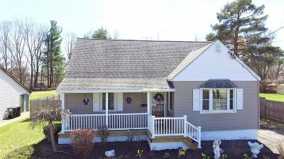 Rotterdam Single Family Home For Sale: 139 Miles Standish Rd