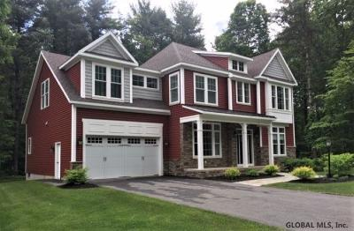 Saratoga County, Warren County Single Family Home For Sale: 5 Admirals Way