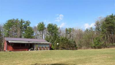 Greene County Single Family Home For Sale: 74 Alcove Rd