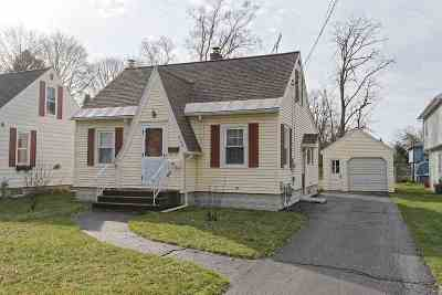 Rotterdam Single Family Home For Sale: 2134 Robinwood Av