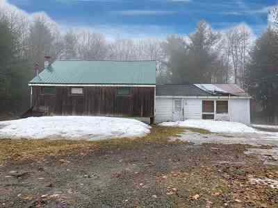Galway, Galway Tov, Providence Single Family Home For Sale: 227 Drager Rd
