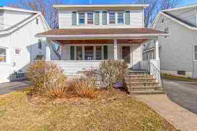 Albany Single Family Home For Sale: 55 Edgecomb St