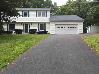 Ballston, Ballston Spa, Malta, Clifton Park Single Family Home For Sale: 30 Gloucester St