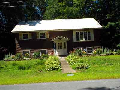 Northville NY Single Family Home For Sale: $189,000