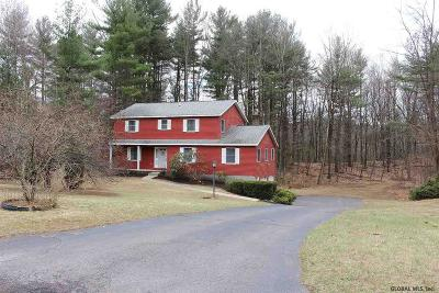 Ballston, Ballston Spa, Malta, Clifton Park Single Family Home For Sale: 68 Via Da Vinci