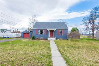 Columbia County Single Family Home For Sale: 3 Gifford Pkwy