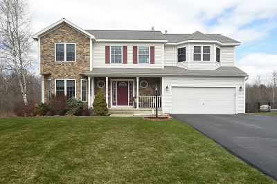 Ballston, Ballston Spa, Malta, Clifton Park Single Family Home For Sale: 43 Wallflower Dr