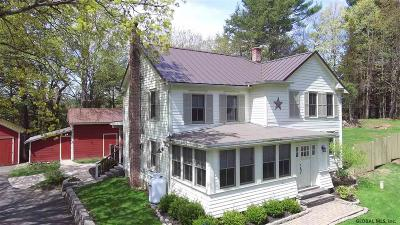 Greene County Single Family Home For Sale: 1259 Acquetuck Rd