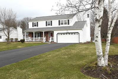 Ballston, Ballston Spa, Malta, Clifton Park Single Family Home Price Change: 88 Gloucester St