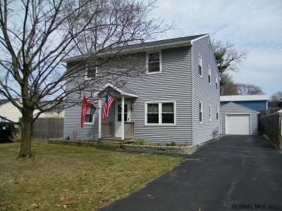 Colonie Single Family Home For Sale: 31 Kabalian Dr