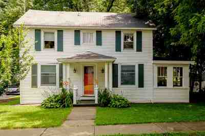 Schoharie County Single Family Home For Sale: 104 Fair St