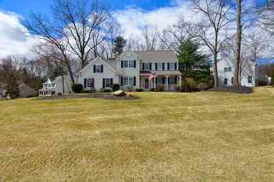 Clifton Park Single Family Home For Sale: 42 Castle Pines