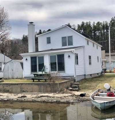 Albany County, Saratoga County, Schenectady County, Warren County, Washington County Single Family Home For Sale: 28 Shore Av