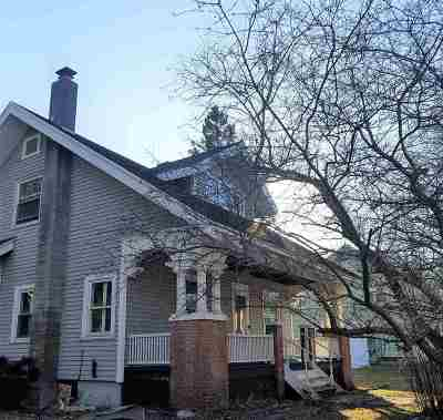 Mechanicville, Stillwater Single Family Home For Sale: 158 Route 67