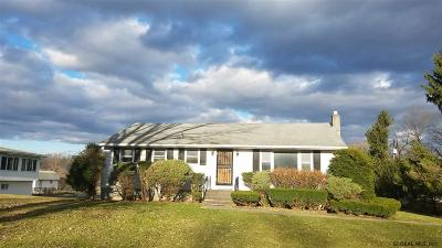 Albany County, Saratoga County, Schenectady County, Warren County, Washington County Single Family Home For Sale: 733 Hudson River Rd