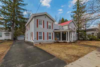 Broadalbin Single Family Home For Sale: 50 W Main St