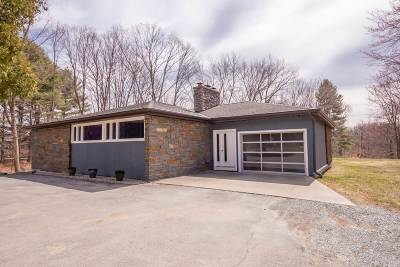Ballston, Ballston Spa, Malta, Clifton Park Single Family Home For Sale: 77 Vischer Ferry Rd