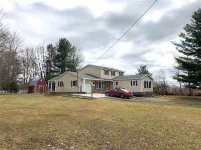 Montgomery County Single Family Home For Sale: 891 South Green Rd